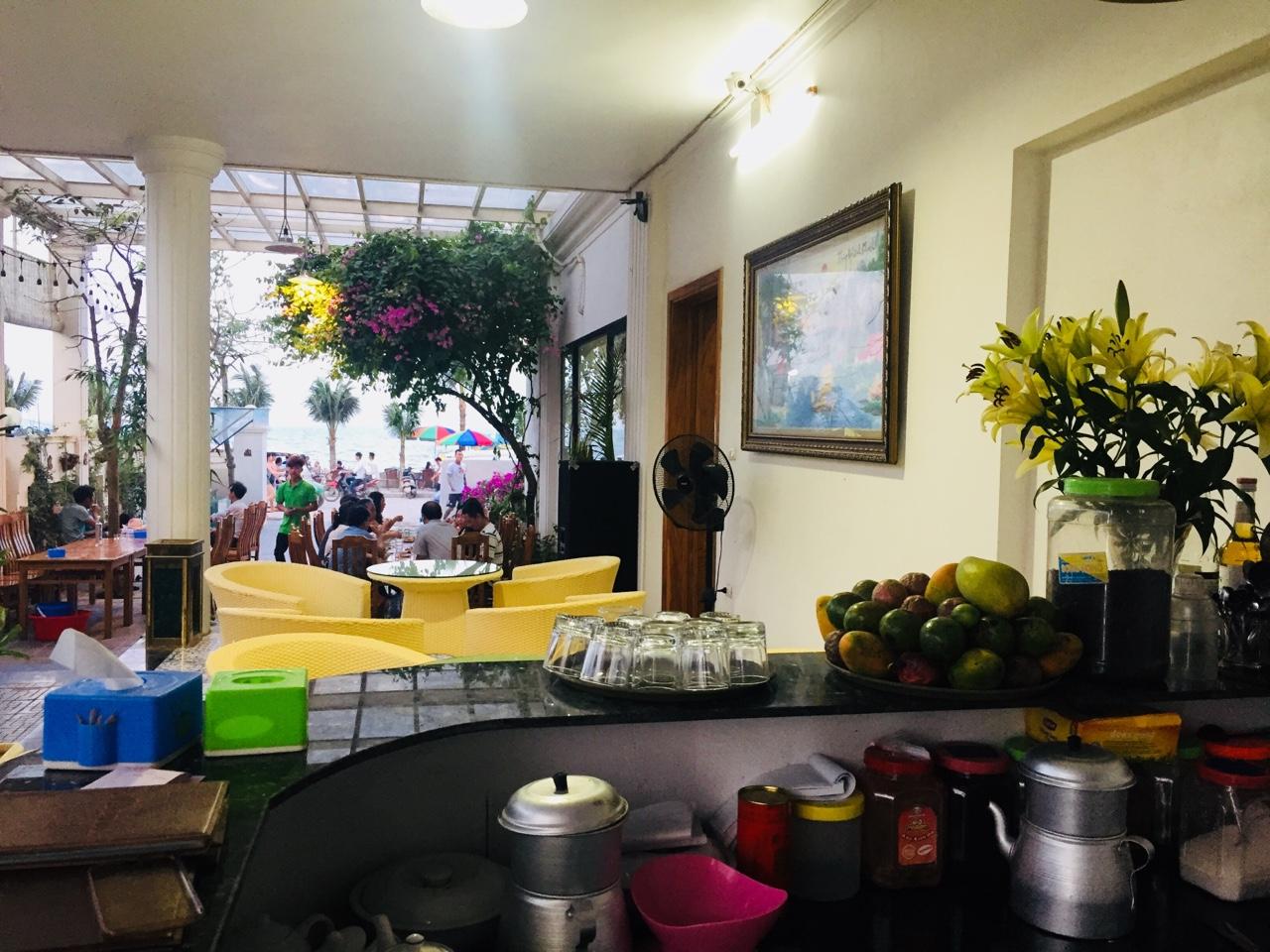 Bar - Cafe khách sạn Hải Tiến Green 1