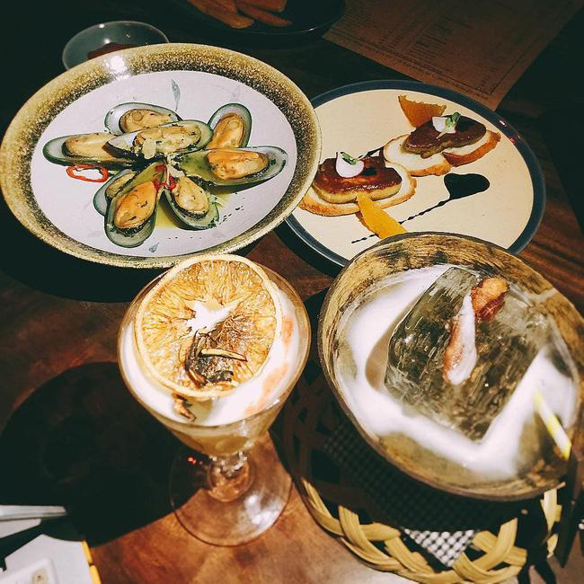 Bar - Cafe khách sạn Hải Tiến Green 5