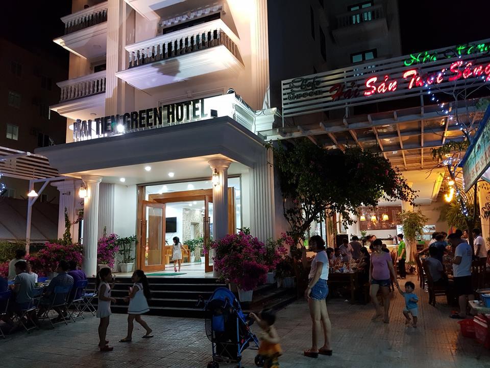 Khách sạn Hải Tiến Green Hotel độc đáo kiến trúc Á - Âu 2
