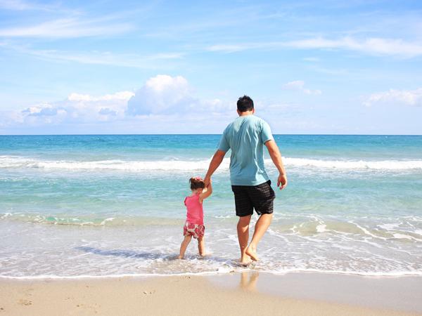 Một vài lưu ý giúp trẻ an toàn khi đi biển 4