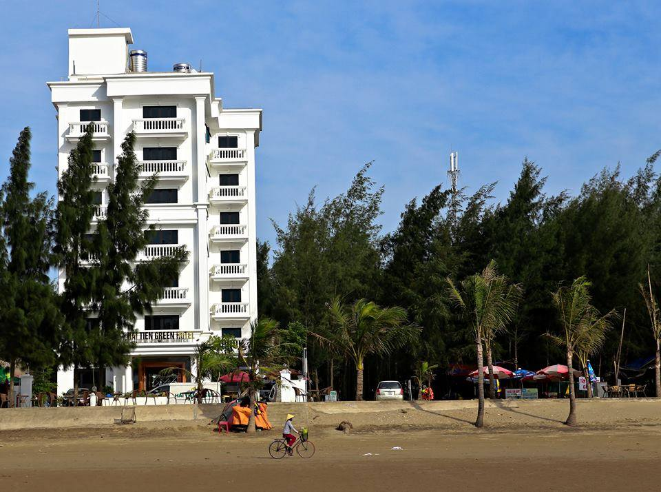 Những lợi thế của Hải Tiến Green so với các khách sạn khác 1